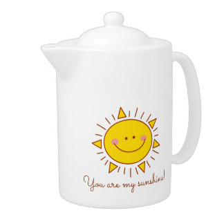 You Are My Sunshine Happy Cute Smiley Sunny Day