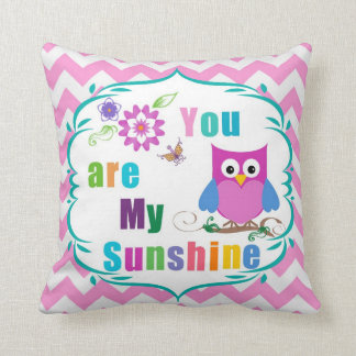 You Are My Sunshine Pillow Throw Cushions