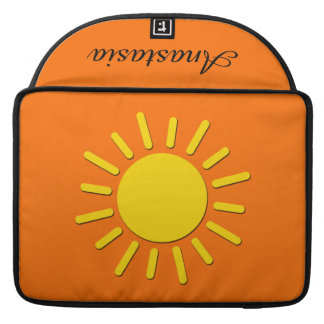 You are my sunshine sleeves for MacBooks