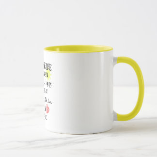 You are my Sunshine Word Art Typography Mug