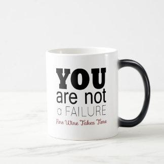 YOU ARE NOT A FAILURE, Fine Wine Magic Mug