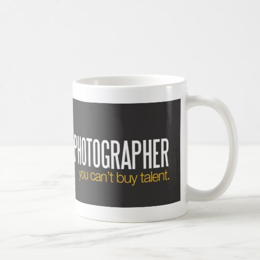 You Are Not a Photographer coffee mug
