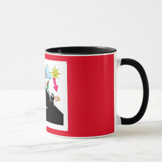 """YOU ARE OVER IT"" 11 Oz. 50TH BIRTHDAY COFFEE MUG"