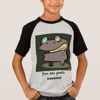 """""""You are pretty awesome!"""" Cute T-shirt for Kids"""