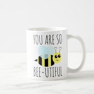 You Are so Bee Utiful Coffee Mug