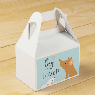 You Are So Very Loved Party Favour Box