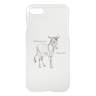 You are somewhat completely special! iPhone 8/7 case