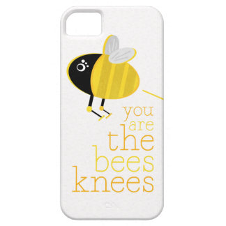 You Are The Bees Knees! (Roar & Hoot Collection) iPhone 5 Cover