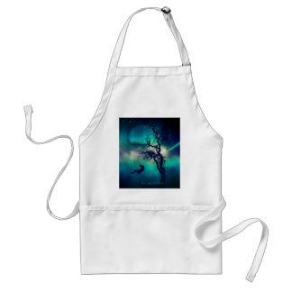 You Are the Light Turquoise Standard Apron