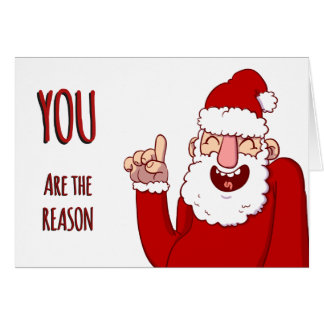 You are the Reason Card