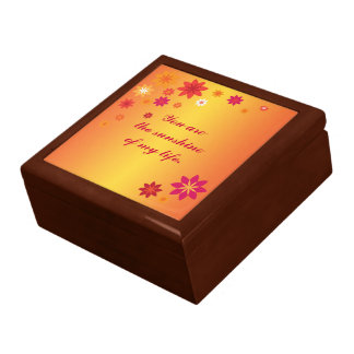 You are the Sunshine Gift Box