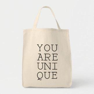 You are Unique Tote