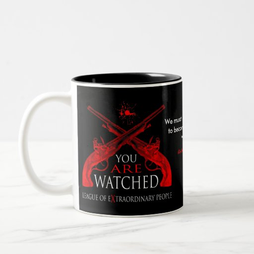 You Are Watched Coffee Mug