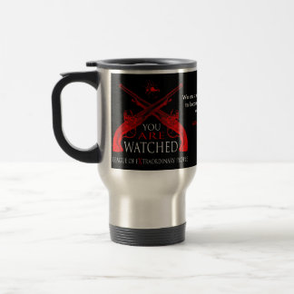 You Are Watched Stainless Steel Travel Mug