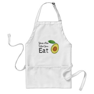 You Are What You Eat Avocado Apron