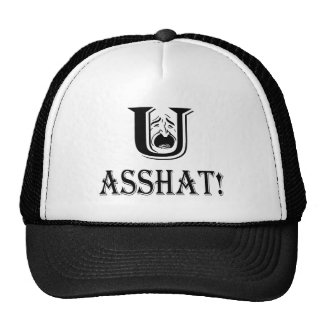 You Asshat Cap