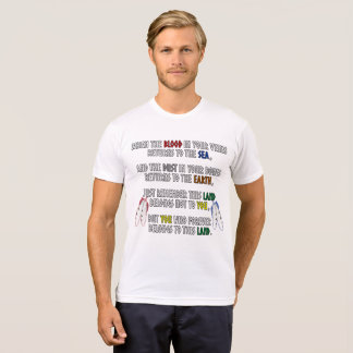YOU BELONG TO THIS LAND T-Shirt