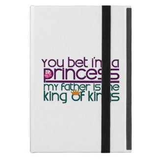 You Bet I'm a Princess iPad Mini Case