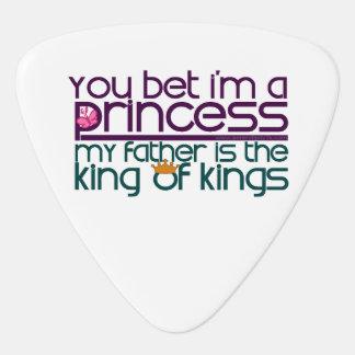 You Bet I'm a Princess Plectrum