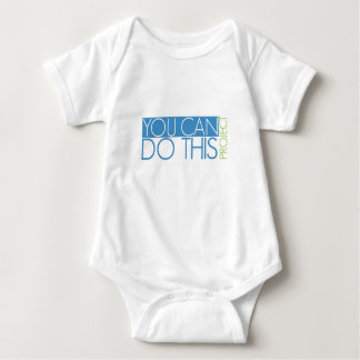 You Can Do This Project - Baby Bodysuit