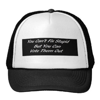 You Can Fix Stupid Trucker Hats
