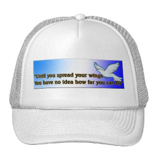 YOU CAN FLY HAT