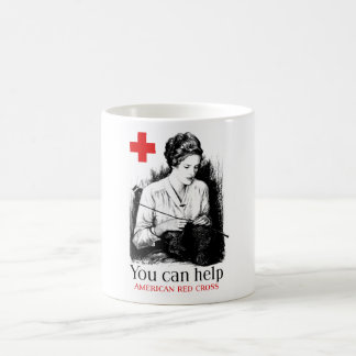 You Can Help American Red Cross Mugs