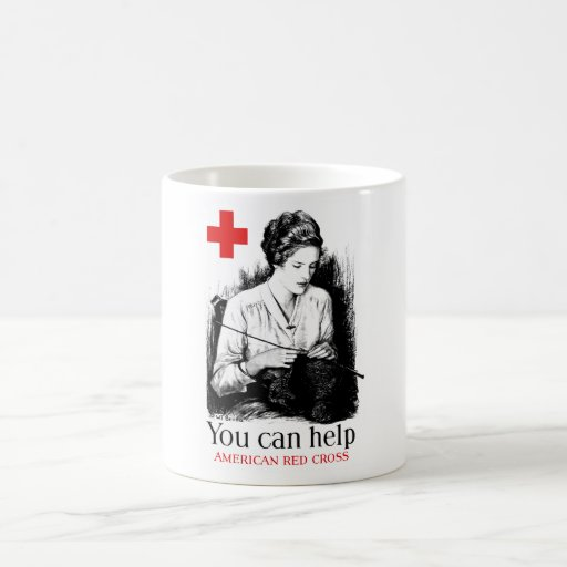 You Can Help American Red Cross Mugs