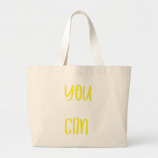 You can large tote bag