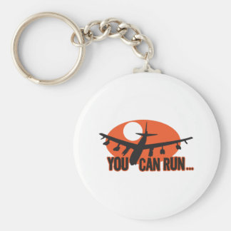 You Can Run Key Chains