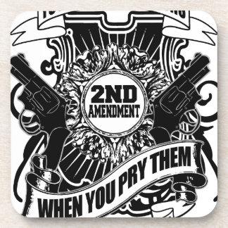 You can take my Guns Coaster