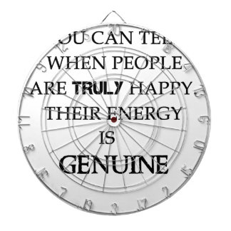 you can tell when people are truly happy. their en dartboard