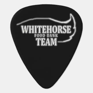 You Can Yukon Guitar pick Whitehorse Food Bank