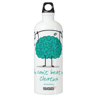 You Can't Beat Us, Cleatus - Sigg Bottle