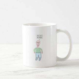 You can't fix stupid Mug