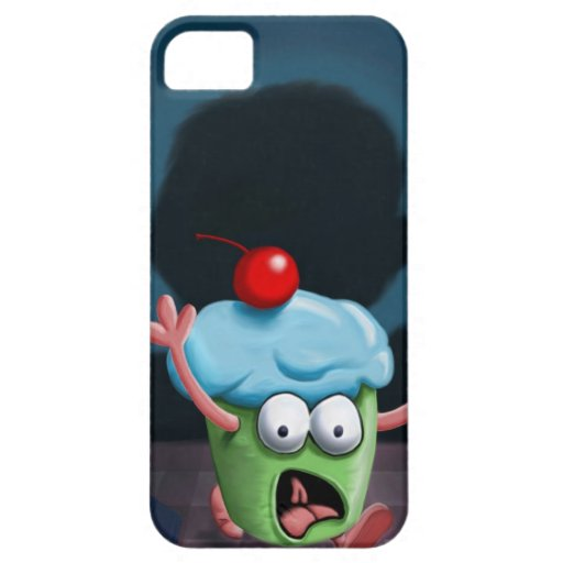 You Can't Hide From The Muffin Man iPhone 5 Cover