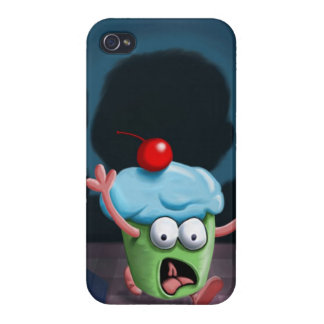You Can't Hide From The Muffin Man iPhone 4 Covers