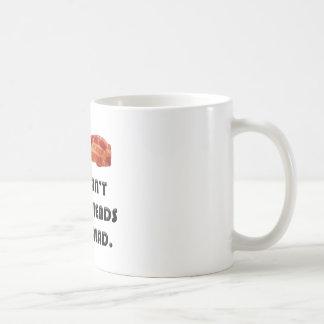 You Can't Make Friends With Salad Coffee Mug