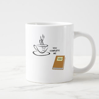 You Complete Me Coffee Mug