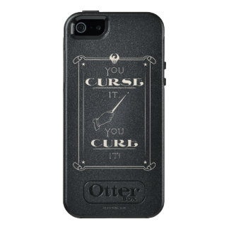 You Curse It, You Cure It OtterBox iPhone 5/5s/SE Case