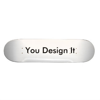 You Design It 19.7 Cm Skateboard Deck