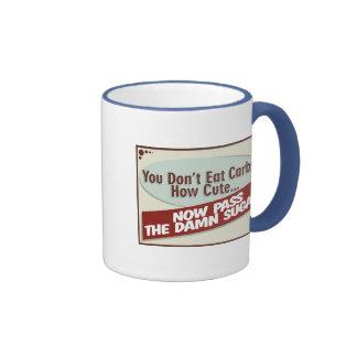 You Don't Eat Carbs Drinkwear Coffee Mug
