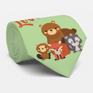 You Don't Have to Match to love Someone - Foster Tie