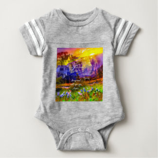 You don't know where the road lead us. baby bodysuit