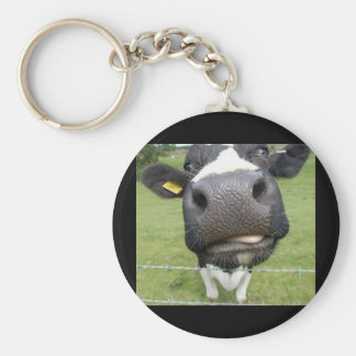 You Dumb Cow Key Ring