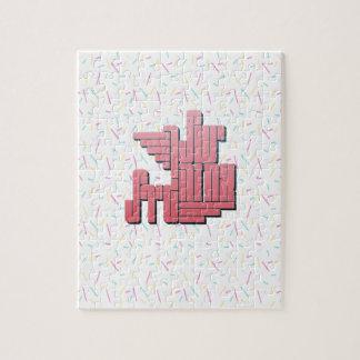you go girl jigsaw puzzle