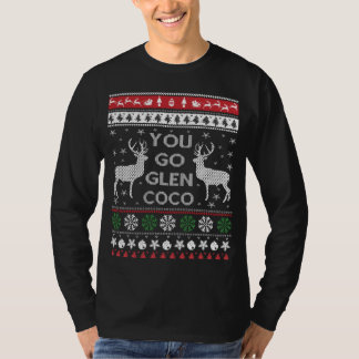 YOU GO GLEN COCO UGLY CHRISTMAS SWEATER