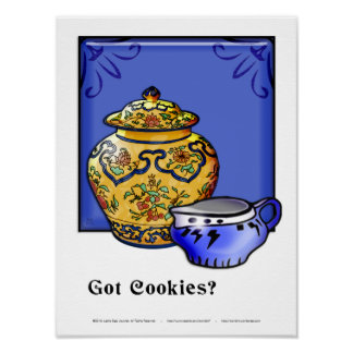You Got Cookies? Poster