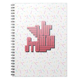You got it, girl spiral notebook