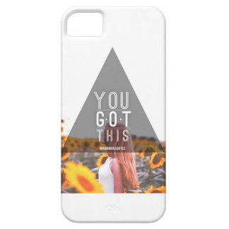 """""""You Got This"""" Case Barely There iPhone 5 Case"""
